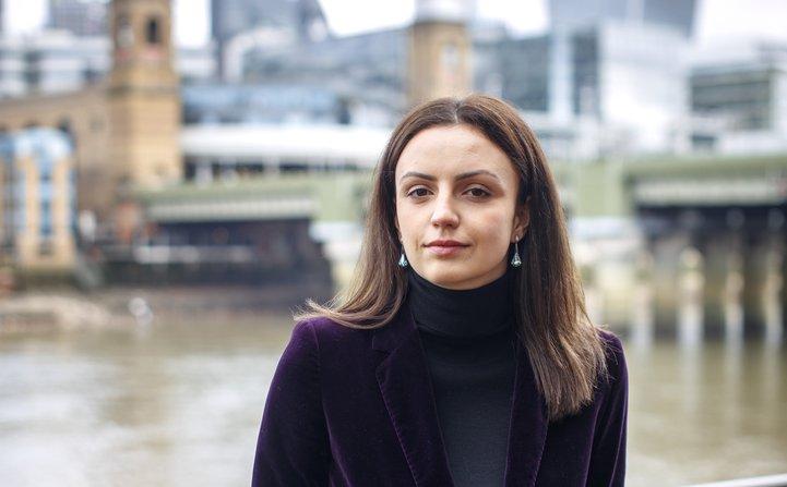 Daye founder Valentina Milanova